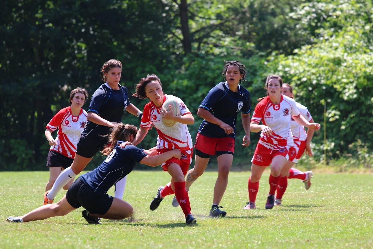 Spielzeit Rugby